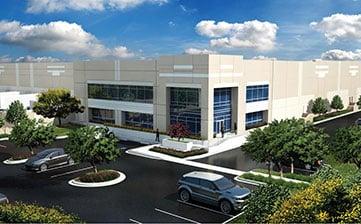 Jurupa, CA Warehouse